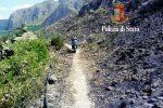 Sorpreso ad appiccare un incendio sul monte Grifone a Palermo: arrestato
