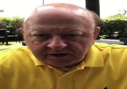 L'attore ha postato un video sui social per ricordare il regista scomparso