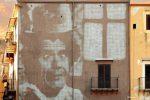 """Palermo tra murales e fantasia con """"cartoline da Ballarò"""""""