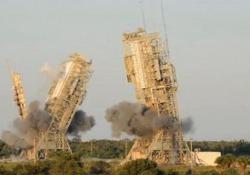 Le spettacolari immagini della Nasa dell'esplosione in Florida