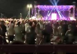 L'insulto indirizzato al ministro dell'Interno dalla cantante durante il concerto dello scorso 6 luglio a Comacchio