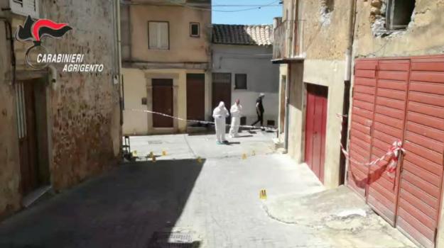 Omicidio Naro, Agrigento, Cronaca