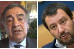 Dai migranti alle villette confiscate: è scontro totale tra Orlando e Salvini