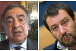 Migranti, polemica a colpi di tweet fra Orlando e Salvini