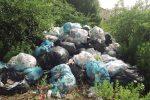 Montagna di rifiuti al Parco di Segesta, è braccio di ferro sullo smaltimento