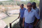 Niente acqua nelle campagne della Piana di Catania, gli agrumeti restano a secco