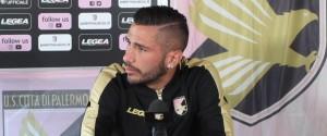 """Palermo, il sogno di Pirrello: """"La Serie A come Pezzella e La Gumina"""""""