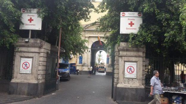 aggressioni ospedali, Catania, Cronaca