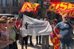 """Formazione professionale, sciopero della fame e sit-in alla Regione degli ex """"sportellisti"""""""
