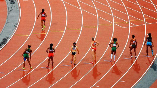 Giornata siciliana dell'atleta, Nello Musumeci, Sandro Pappalardo, Vincenzo Falzone, Catania, Sport