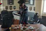 Raffadali, sorpresi con mezzo chilo tra hashish e marijuana: due arresti