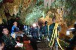 Thailandia, i 12 ragazzini intrappolati in una grotta sono vivi: occorreranno 4 mesi per salvarli