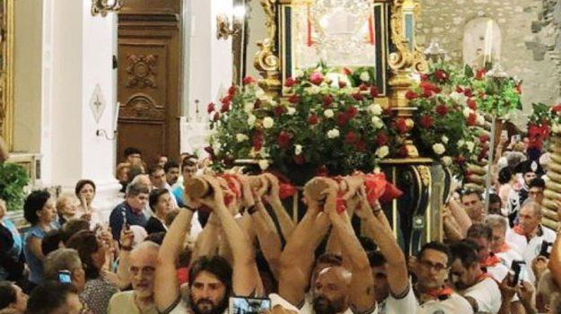 reliquie febronia, Messina, Cultura