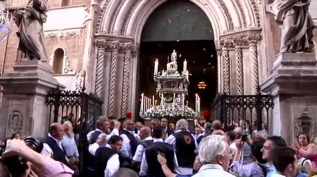 festino 2019, santa rosalia, Palermo, Cronaca