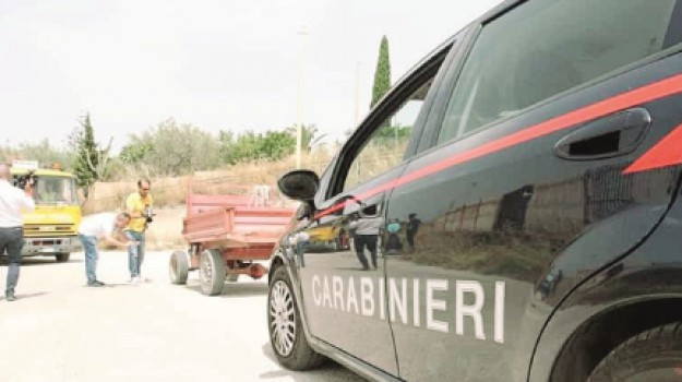 omicidio anziano a Favara, Baldassare Contrino, Vincenzo Galiano, Agrigento, Cronaca