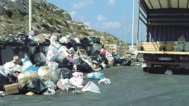 rifiuti lampedusa, Agrigento, Cronaca
