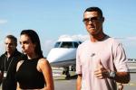 Cristiano Ronaldo è sbarcato in Italia: inizia la sua avventura alla Juventus