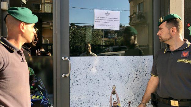 sequestro sala scommesse catania, Catania, Cronaca