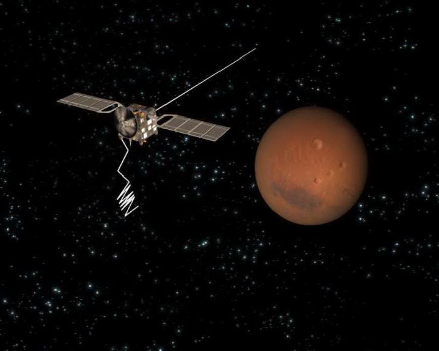 Per 20 anni a caccia dell'acqua di Marte - Scienza & Tecnica