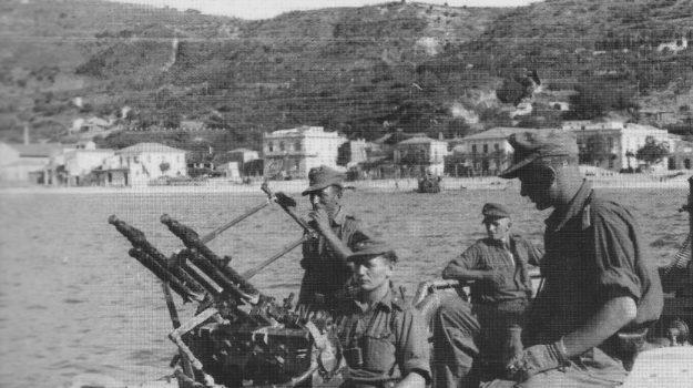 Sbarco alleati a Gela, seconda guerra mondiale, Caltanissetta, Cronaca