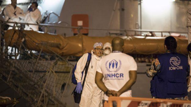 migranti, sbarco pozzallo, Ragusa, Cronaca