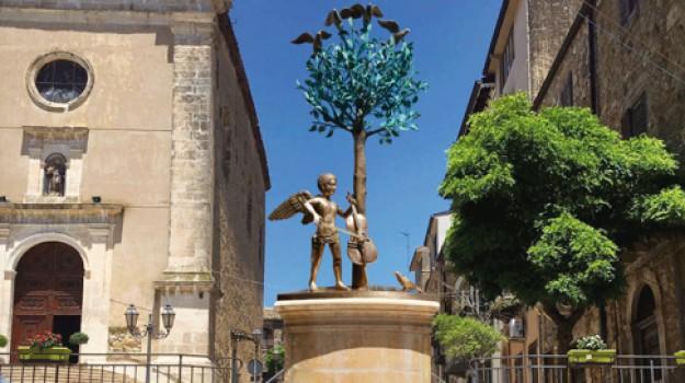 scultura valledolmo, Palermo, Cultura