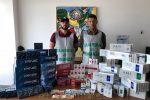Sigarette di contrabbando, operazioni tra Palermo e Bagheria: 2 arresti