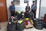 Palermo, abusivismo a Sferracavallo: sequestrati 290 articoli contraffatti