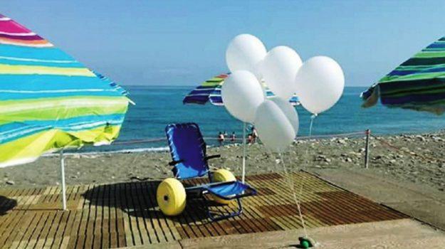 spiaggia disabili acquedolci, Messina, Società