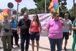 """Formazione, ex sportellisti da giorni in presidio davanti alla Regione: """"Vogliamo lavorare"""""""