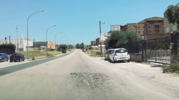 strada ospedale agrigento, Agrigento, Cronaca