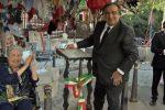 """Palermo ricorda Paolo Borsellino: targa in sua memoria e """"Agende Rosse"""" in marcia su monte Pellegrino"""