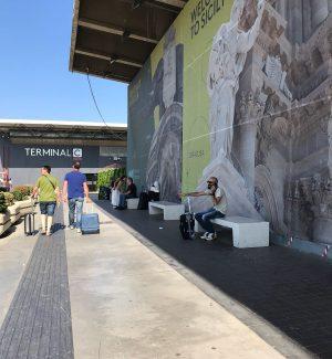 Aeroporto di Catania, in funzione il nuovo Terminal C