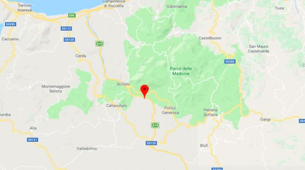 terremoto madonie, Palermo, Cronaca