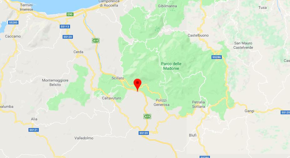 Madonie (Palermo) | Trema la terra, terremoto di magnitudo 3.7: avvertito dalla popolazione