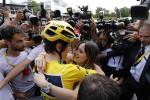 Tour de France, per Thomas è il giorno del trionfo: Dumoulin e Froome sul podio