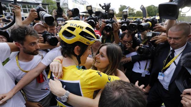 Thomas Tour de France, tour de france, Geraint Thomas, Sicilia, Sport