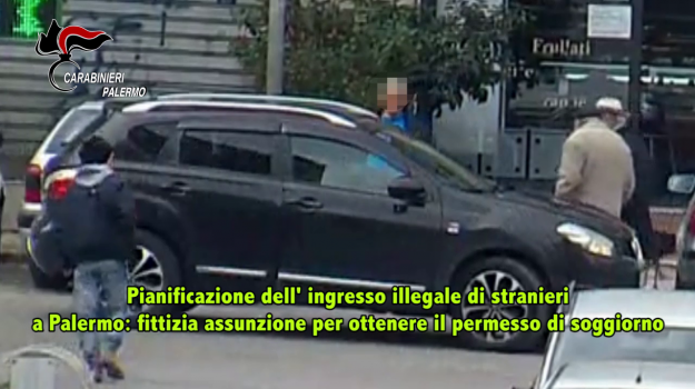 mafia, tratta migranti, Palermo, Cronaca