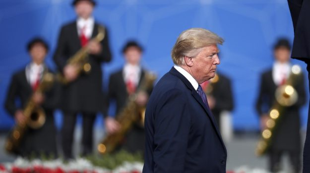 nato, Donald Trump, Sicilia, Mondo
