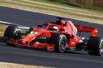 Gp Gran Bretagna, Vettel davanti ad Hamilton nelle prove Libere