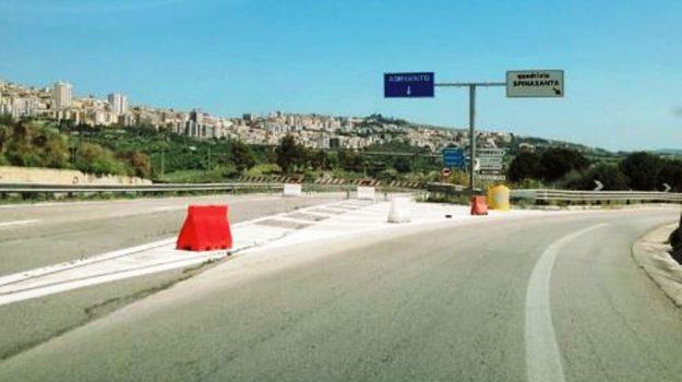 viadotto akragas, Agrigento, Economia
