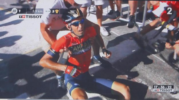 batteria scaduta, ciclismo, tour de france, Vincenzo Nibali, Messina, Sport