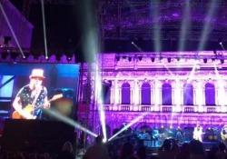 Zucchero live a Venezia, Piazza San Marco impazzisce con «Baila Morena»
