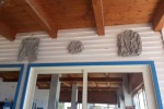 Spiaggia e arte al Dadada Beach Museum