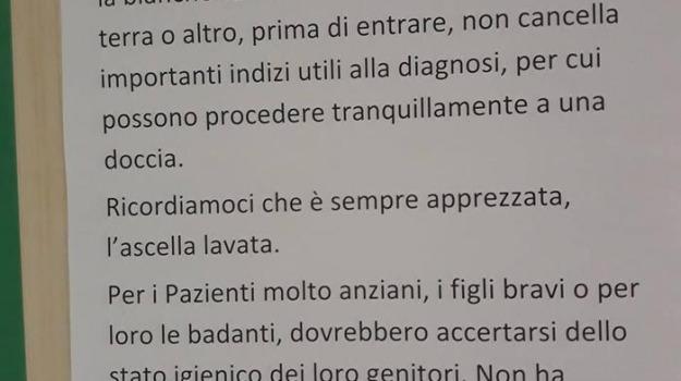Avviso policlinico Messina, Messina, Cronaca