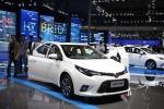 Toyota rivede produzione veicoli al rialzo a livelli record
