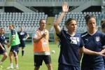 La nazionale del calcio femminile