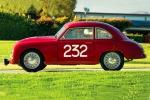 All'asta una Fiat Patriarca 750 Berlinetta del 1949, vittoriosa nella classe alla 1000 Miglia del 1950
