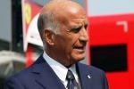 il presidente dell'Aci, Angelo Sticchi Damiani
