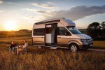 Premiere ad Hannover per camper VW Grand California